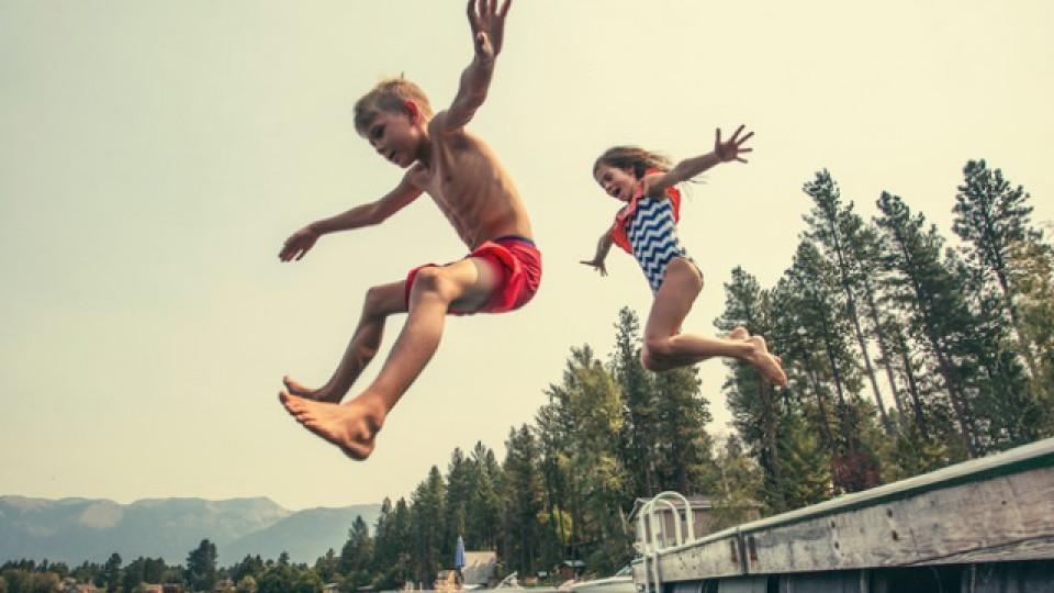 С деца на море – полезни съвети за плажа