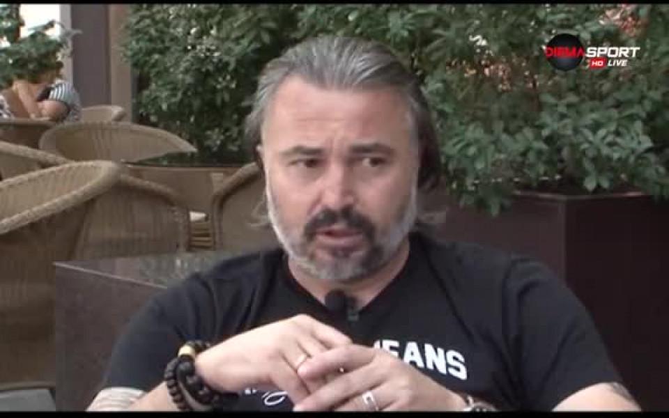 Ясен Петров отново стана треньор в Китай