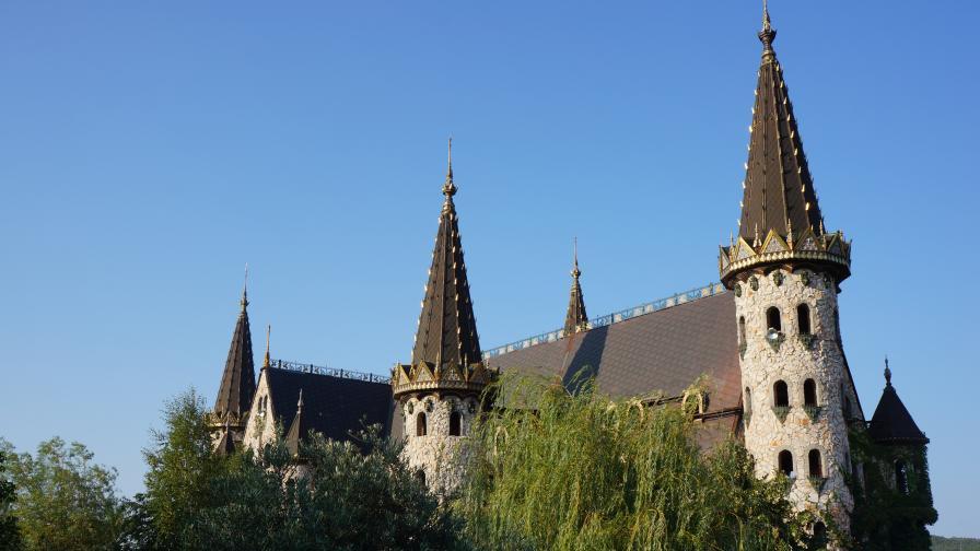 БГ замък в Топ 4 на най-красивите в Европа