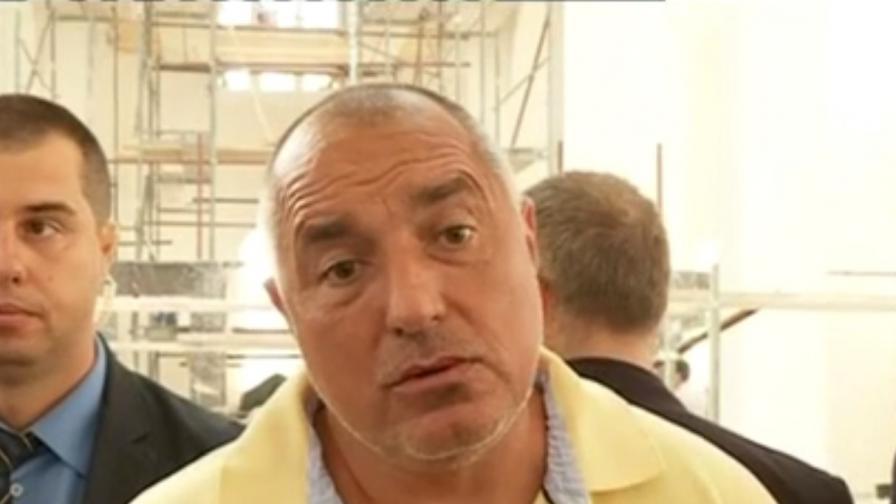 Оставки в Гранична полиция след заръка на Борисов