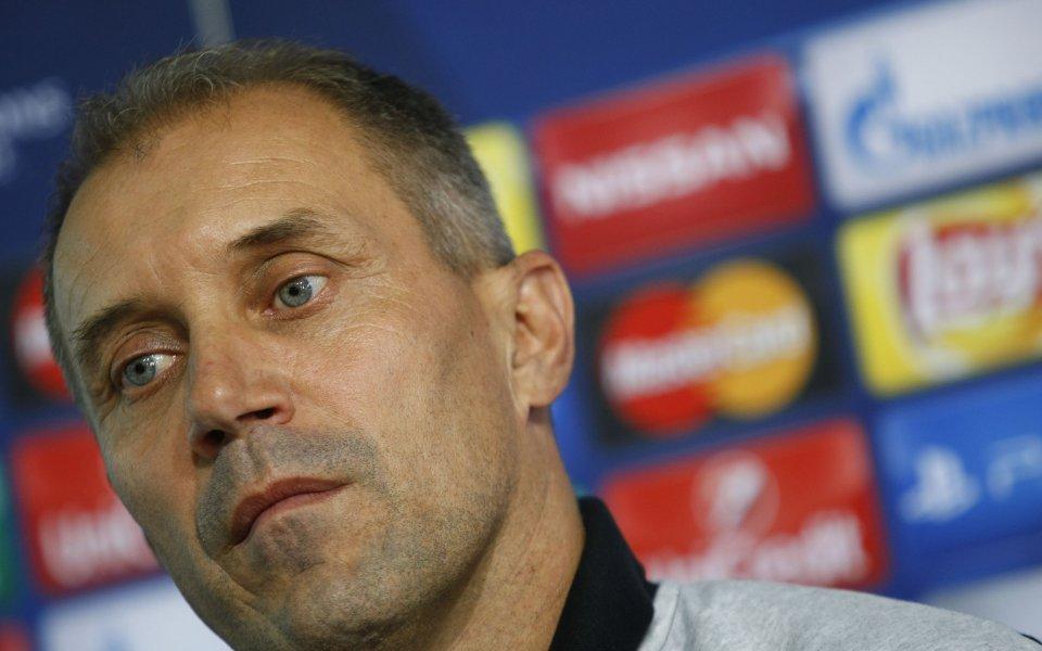 Треньорът на Виктория: Опасенията ни от Лудогорец се потвърдиха