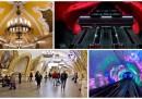 Най-красивите метростанции в света