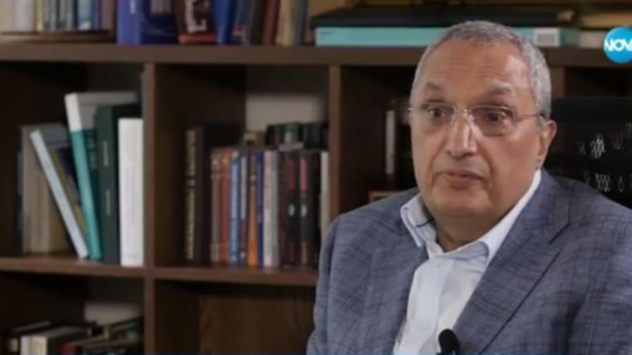 Иван Костов: Турция иска да изнесе исляма си навън