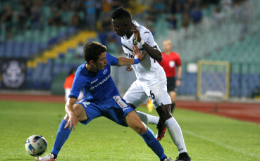 Дебютен гол измъкна Левски срещу Славия