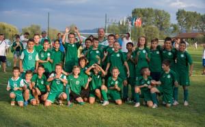 Децата на Вихрен победиха връстниците си от Нотингам