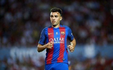 Барселона предлага нов петгодишен договор на нападател