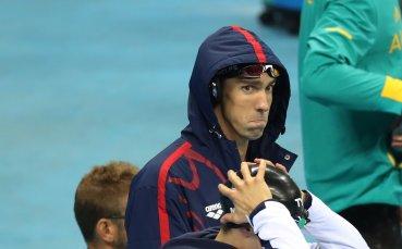 Фелпс разкритикува Международната допингова асоциация