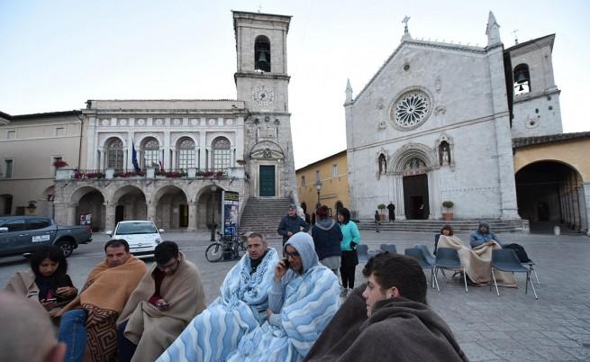 Българка за труса в Италия: Беше страшно