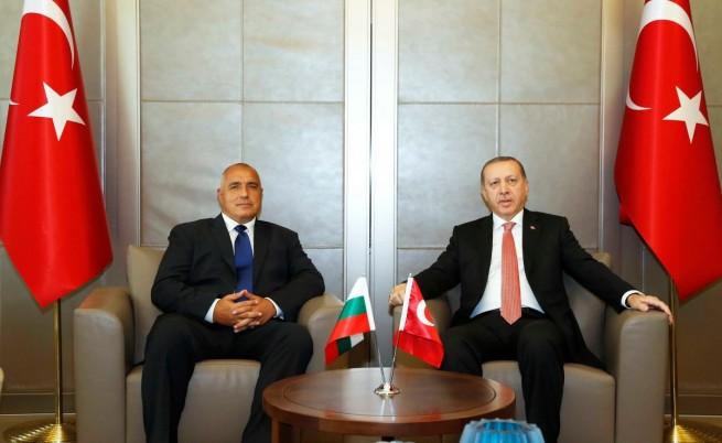 Борисов - централна тема в турските медии
