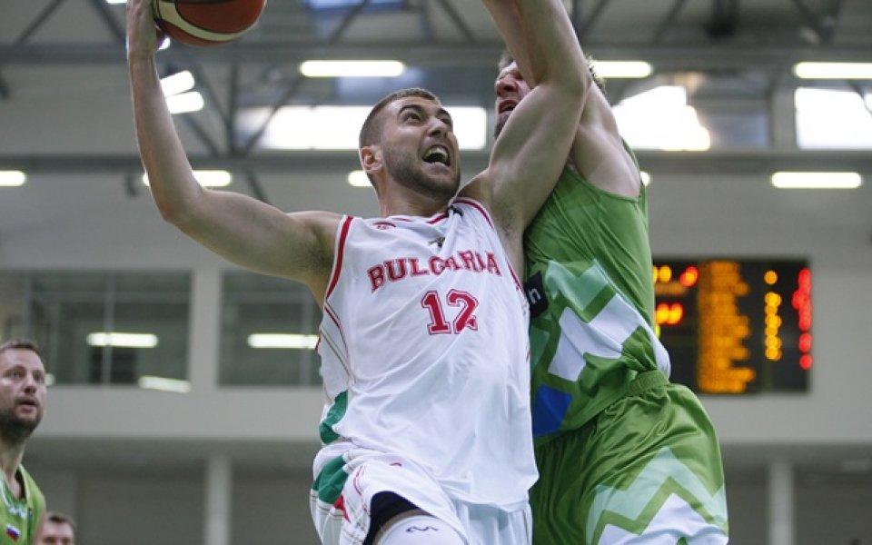 Алекс Симеонов: Призовавам всички, които обичат баскетбола да ни подкрепят