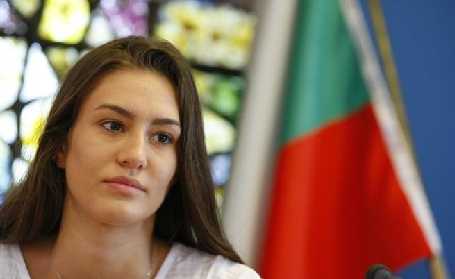 Любомира Казанова се отказа от художествената гимнастика