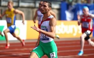 Радослав Златанов със сребро от Световното по лека атлетика за хора с увреждания
