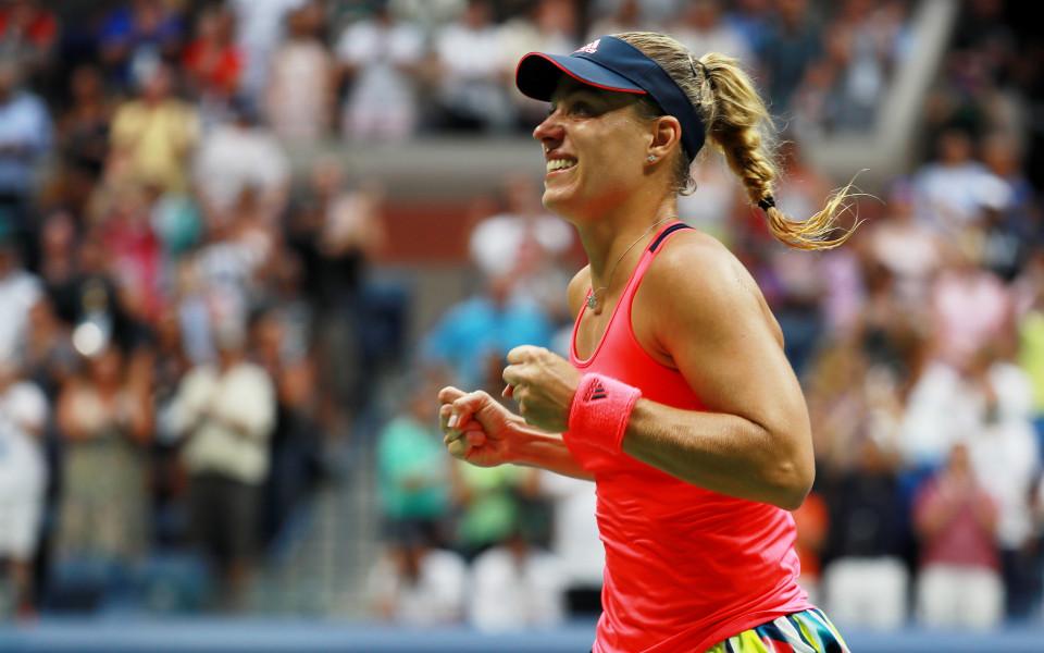 СНИМКИ: Кербер спечели US Open и чек за 3,5 млн. долара