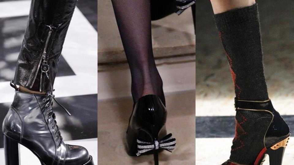 Есенни обувки 2016