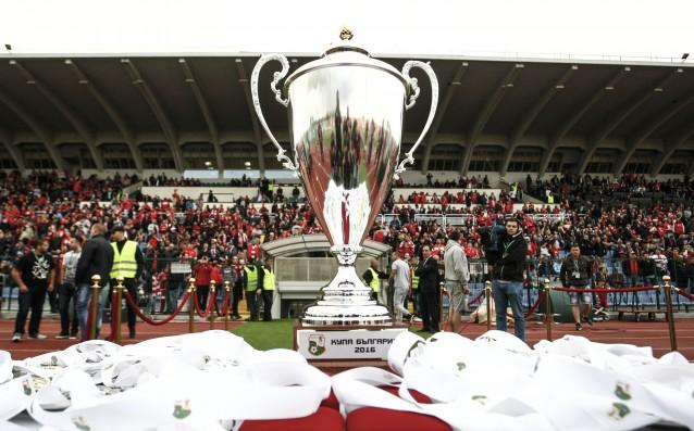 Купата на България по футбол източник: LAP.bg, Илиян Телкеджиев