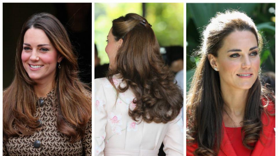 Фризьорът на Кейт Мидълтън разкри тайната на перфектната й коса
