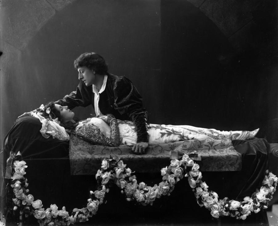 """- """"Ромео и Жулиета"""""""