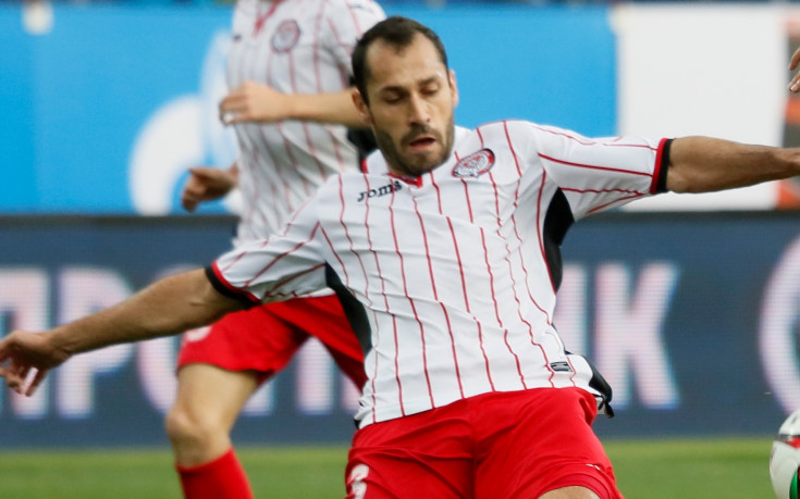 Силен мач на Занев за Амкар, отличи се с гол