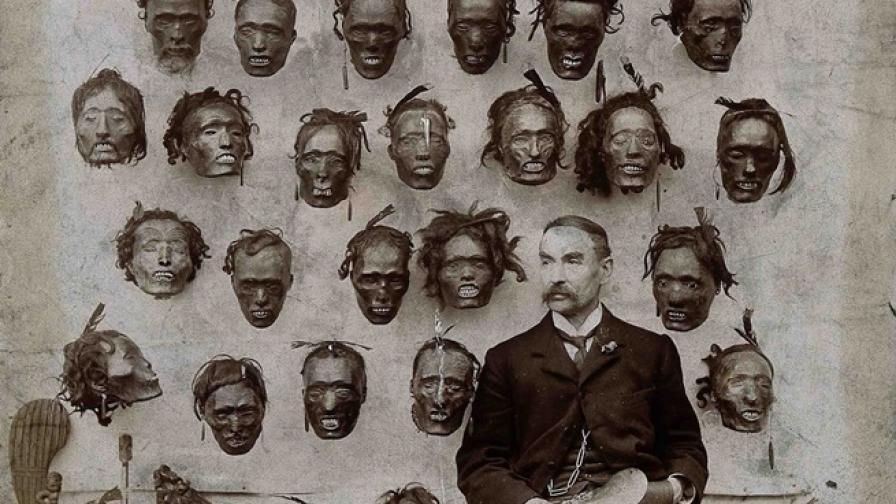 Кой и защо колекционира татуирани човешки глави
