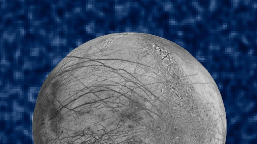 Учени с план как да потърсят живот на луната Европа