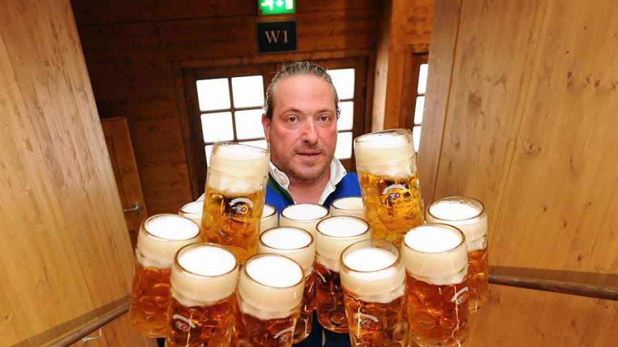 Добра новина: След спорт пийте бира - вижте защо