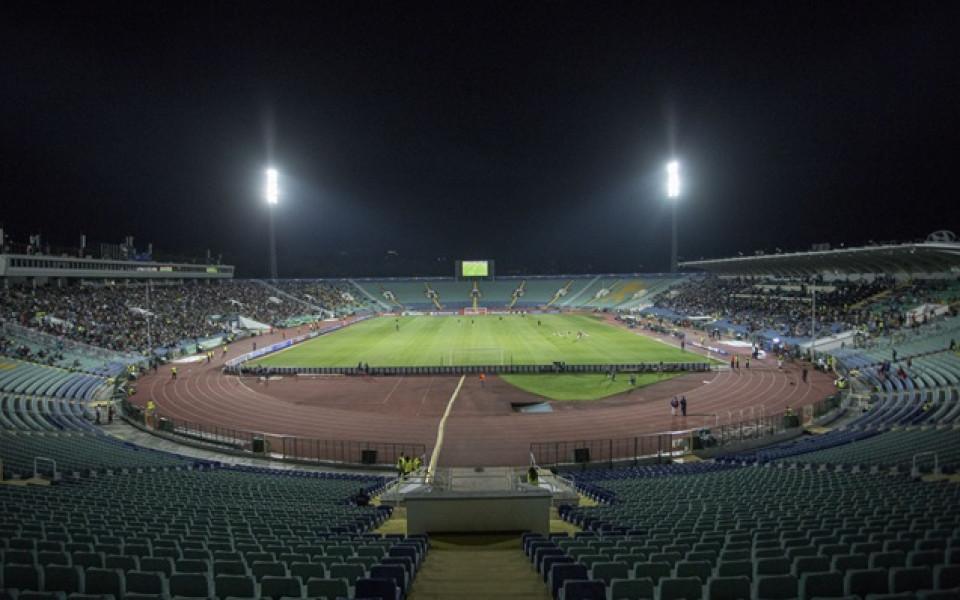 Семейният сектор на Националния стадион чака малки и големи за България - Норвегия
