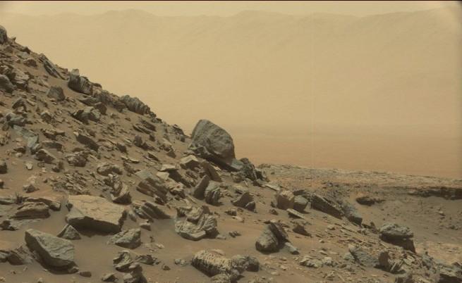 Животът на Марс може да е възможен чрез нова идея