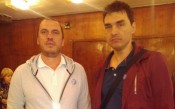 Владо Николов уважи 70 годишнината на волейбола в Разлог