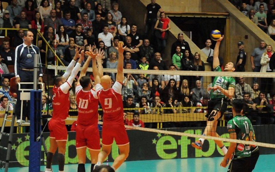 Големият волейбол се завръща в Пазарджик