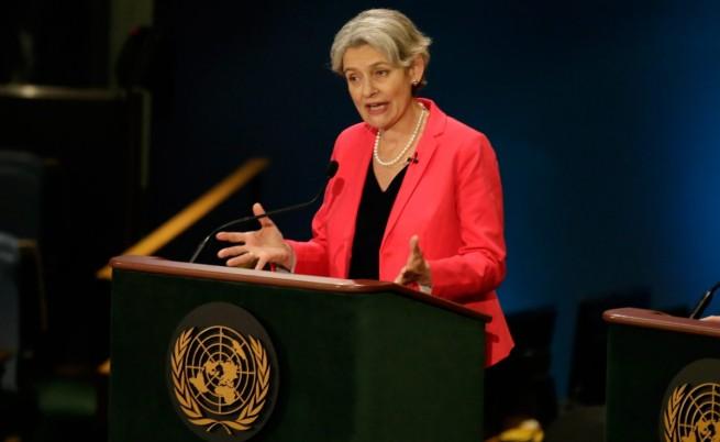 Ирина Бокова: България изпадна в нелепо положение