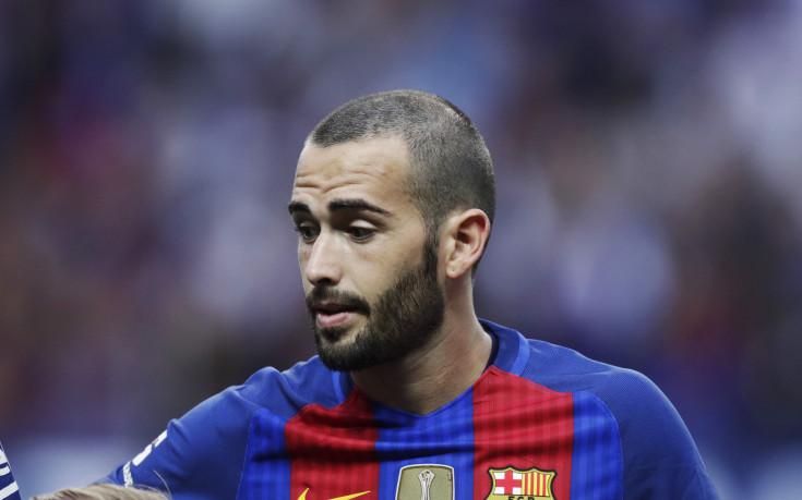 Алеиш Видал напуска Барселона