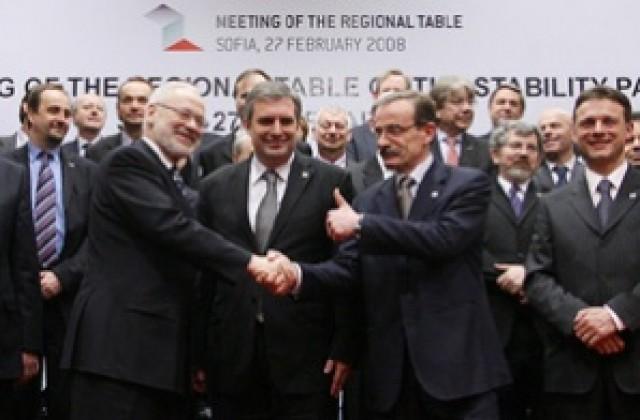 Съвет за регионално сътрудничество наследява Пакта за стабилност ...