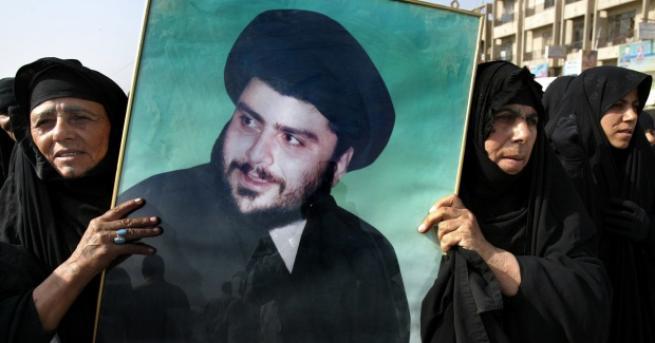 Безпилотен самолет изстреля снаряд по къщата на иракския шиитски лидер