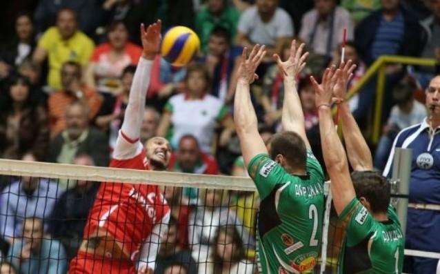 Добруджа 07 - Нефтохимик източник: volleyball.bg