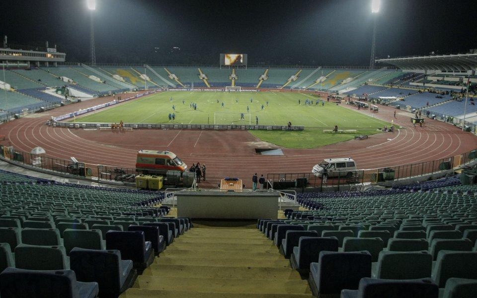ЦСКА 1948 се мести на Националния стадион