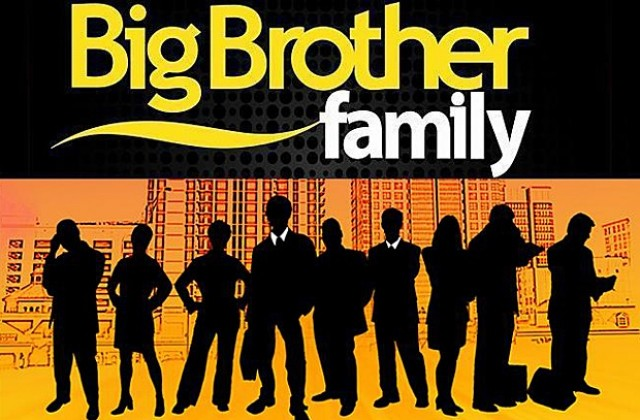Big Brother Family. Началото!