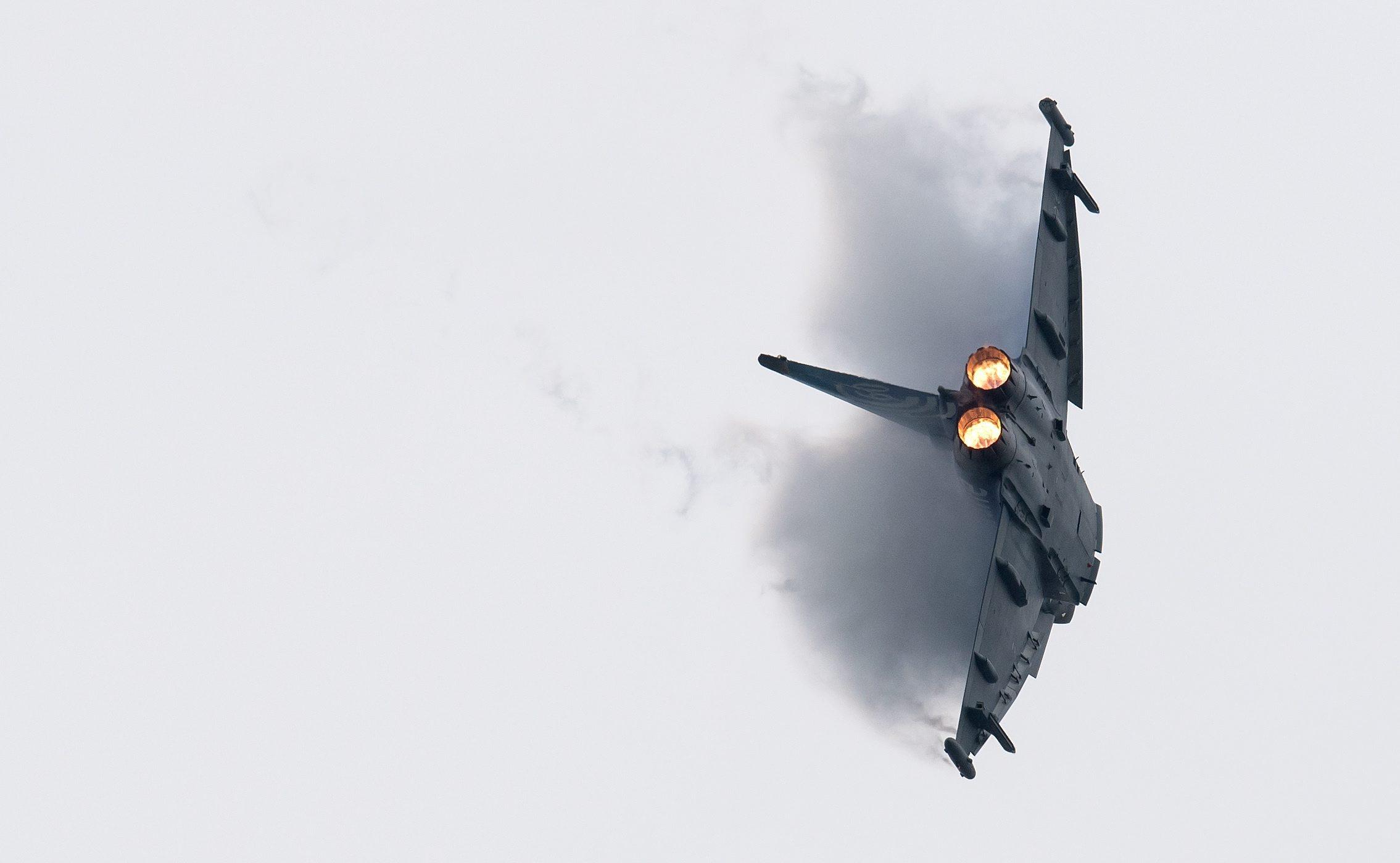 Германски самолет Eurofighter
