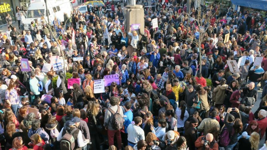 Изнасилиха и набучиха момиче на кол, Аржентина въстана
