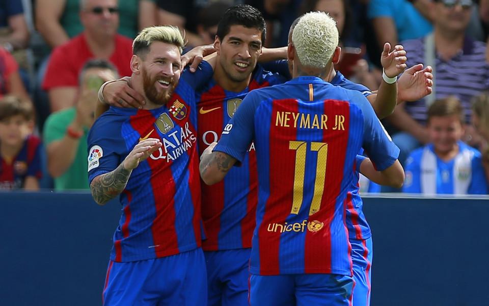 Хавиер Масчерано призова Барселона да купи обратно Неймар и да