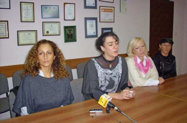 Лили Игнатова и Carpet MAX помагат на добричките клубове по художествена гимнастика