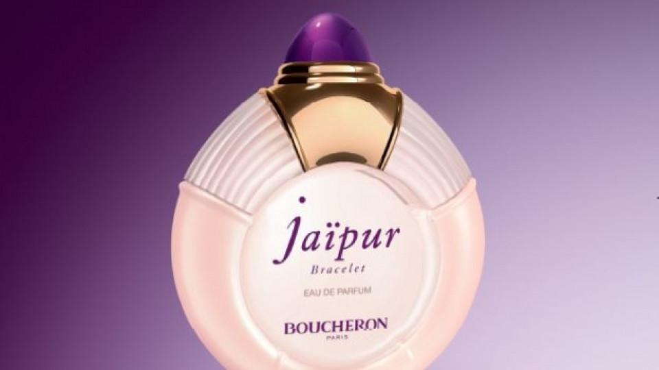 """""""Jaïpur Bracelet"""" е аромат символ на силната връзка с традициите на бижутерията Boucheron"""