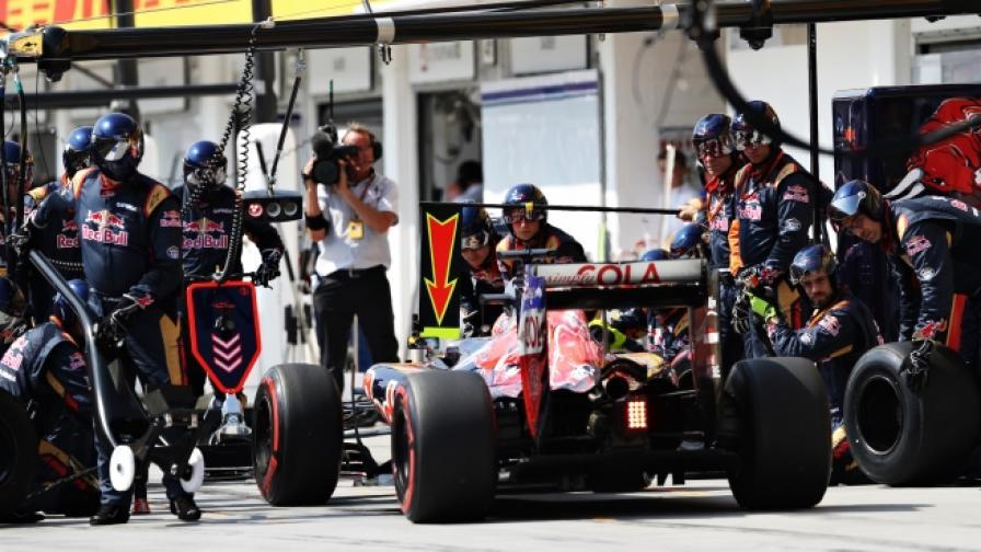 Има ли нещо по-бързо от пит стопа във Формула 1