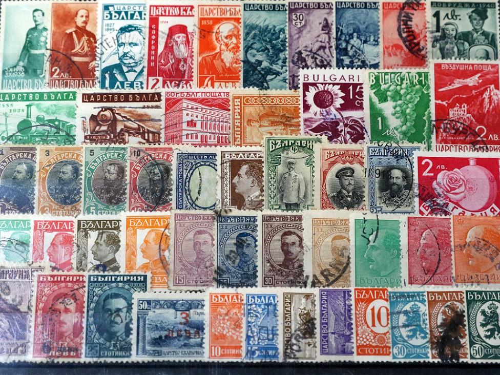 - Филателия: пощенски марки и блокове, пликове и карти, пощенски цялости, карти-максимум, илюстровани картички, филателна литература и пособия