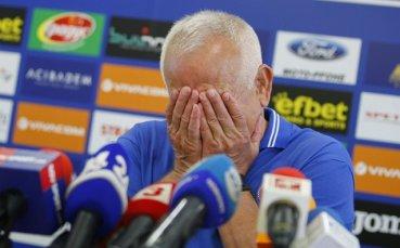 Люпко: Приключих с Левски, повече не говоря за този тим, не ме интересуват