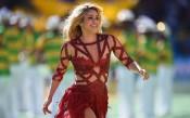 Шакира пощуря след лудата вечер на Камп Ноу