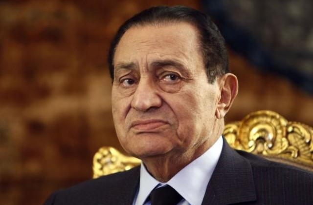 Резултат с изображение за Хосни Мубарак