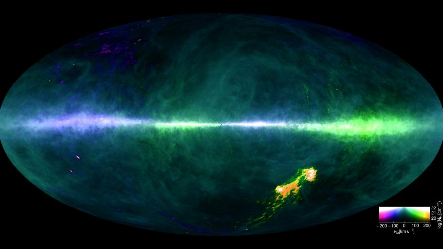 Картата на Млечния път