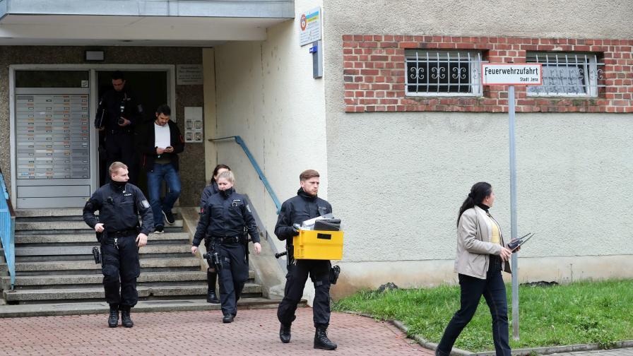 """Операция срещу """"Ислямска държава"""" в Германия"""