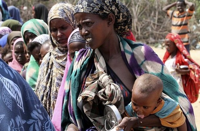 Цяла Южна Сомалия ще бъде обхваната от глад, предупреждава ООН ...
