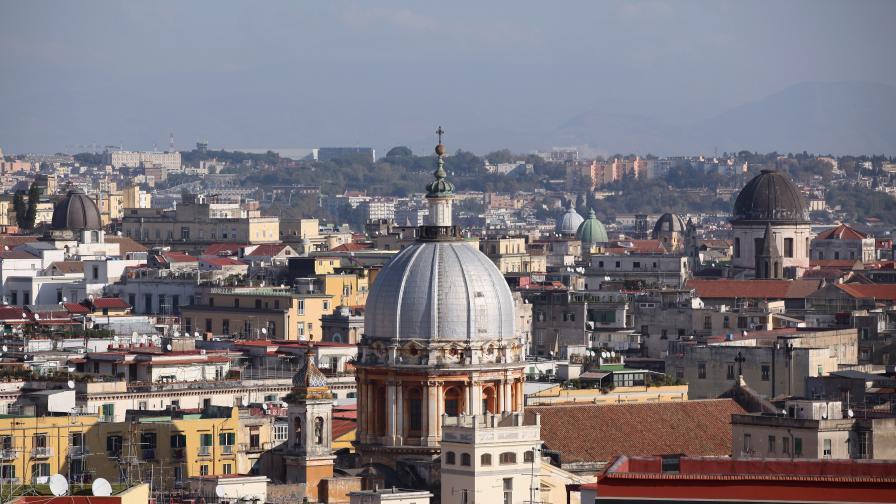 Бебешките банди грабят и убиват в Неапол